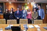 La CECE presenta en Madrid un folleto sobre seguridad vial laboral