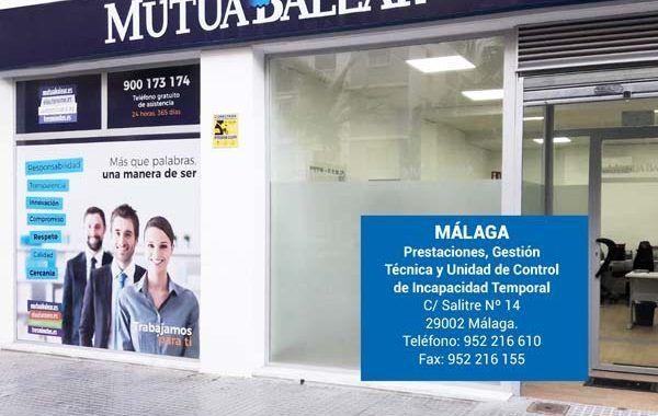 Mutua Balear inaugura una nueva delegación en Málaga