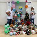 La campaña solidaria de Mutua Universal recoge más de 4.000 juguetes