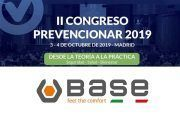 Base Protection patrocinador del II Congreso Prevencionar 2019