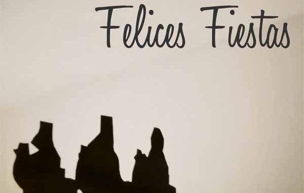 Cargados con nuestros mejores deseos. Felices Fiestas - Exyge Consultores