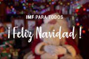 #IMFparatodos: el mensaje de IMF para ti esta Navidad