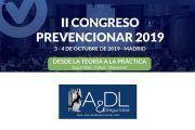 A&DL Seguridad patrocinador del Congreso Prevencionar 2019