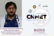 CNMET2019: Nuevas tecnologías, nuevas tecnopatías