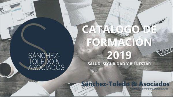 Conoce el catálogo de Formación 2019 de Sánchez-Toledo & Asociados