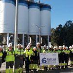 Cementos Cosmos celebra seis años sin accidentes con baja entre sus empleados