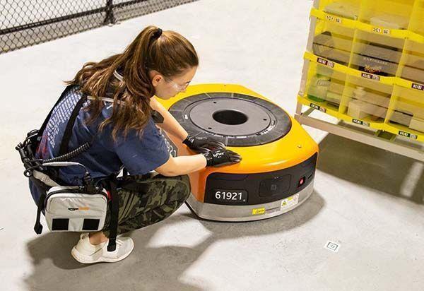 ¿Sabes como Amazon protege a sus empleados de accidentes laborales?