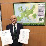 Palletways Iberia logra la certificación ISO 45001:2018