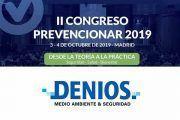 DENIOS patrocinador del II Congreso Prevencionar 2019