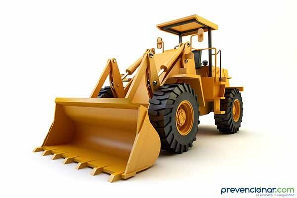 PrevenConsejos: Pala cargadora