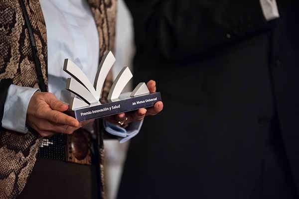 Los Premios Innovación y Salud de Mutua Universal distinguen a Groupe PSA, Centro Tecnológico de Automoción de Galicia (CTAG) y Codorníu