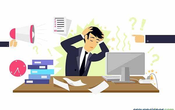 Nueva publicación del INSST: El efecto sobre la salud de los riesgos psicosociales en el trabajo