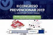 Stands y Patrocinios en el II Congreso Prevencionar 2019