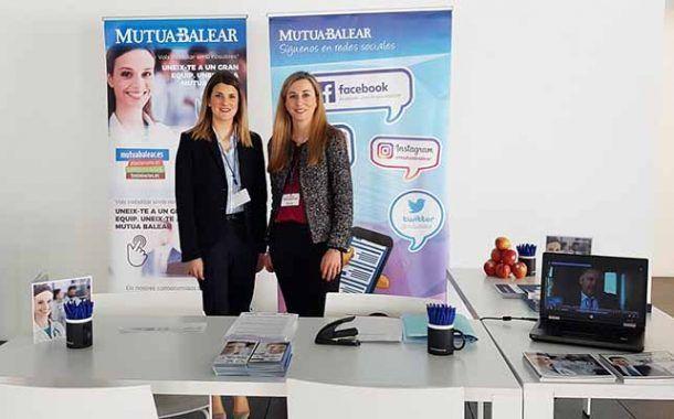 Mutua Balear participa en la Feria de Ocupación 2019