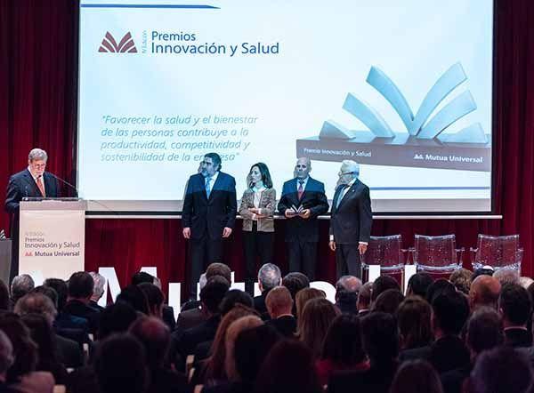 Mutua Universal reconoce el compromiso empresarial con la innovación y la salud laboral