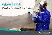La eficacia de los equipos de protección respiratorios, ¿sabrías cómo comprobarla?