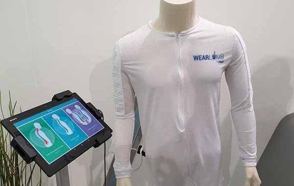 Wearlumb la camiseta que te ayuda a prevenir y corregir la postura