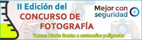 II Edición del Concurso de Fotografía: Mejor con seguridad