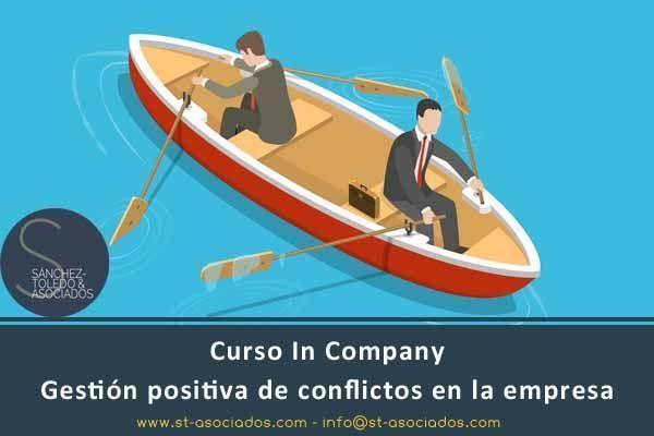 Curso In Company: Gestión positiva de conflictos en la empresa