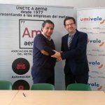 AEME y umivale firman un convenio de colaboración en pro del tejido empresarial ilicitano