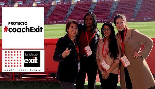 Mutua Balear participa en una nueva edición del proyecto #Coachexit