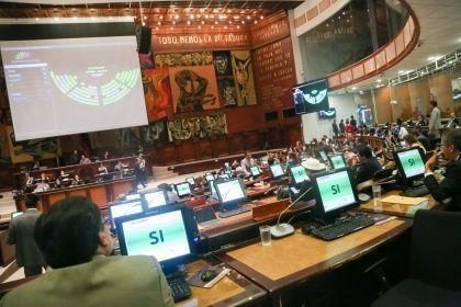 Ecuador declara el 28 de abril