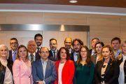 Quirónsalud, ANAV, Mirelena y Creu Roja de Barcelona reciben el premio Escolástico Zaldívar de Fraternidad-Muprespa