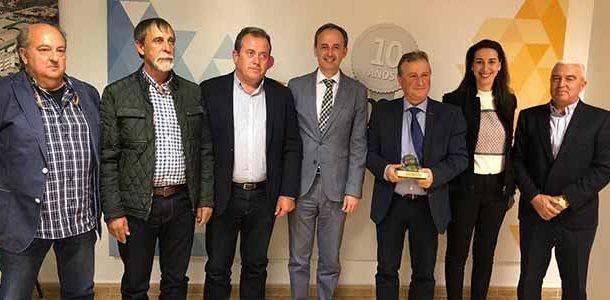 Alimentos del Mediterráneo (Alimer) recibe el premio 'Antonio Ruiz Giménez'