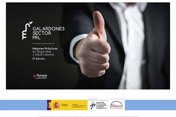 Convocatoria Galardones a las Mejores Prácticas del Sector de la PRL