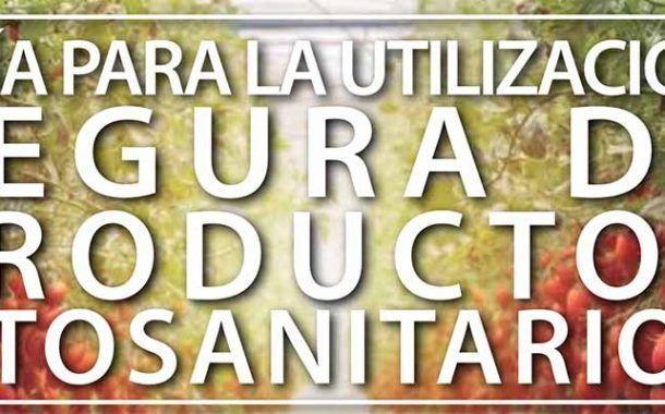 Nueva publicación de Osalan: Guía para la utilización segura de productos fitosanitarios