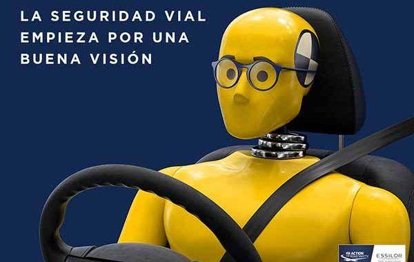 """La campaña """"La seguridad vial empieza por una buena visión"""", finalista de los Premios Ponle Freno 2019 de Atresmedia"""