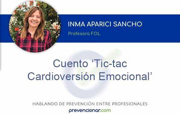Cuento 'Tic-tac Cardioversión Emocional'