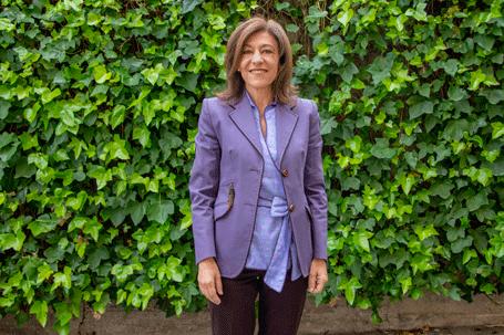 María Jesús Terradillos, nueva directora de la Escuela Nacional de Medicina del Trabajo