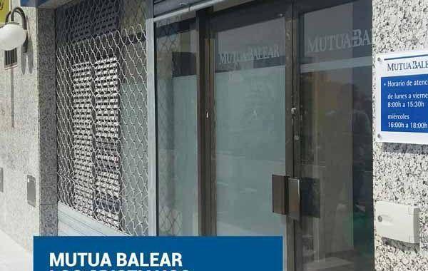 Mutua Balear inaugura una nueva delegación en los cristianos