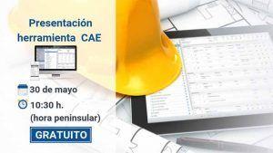 Presentación online solución CAE