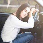 sueño seguridad vial