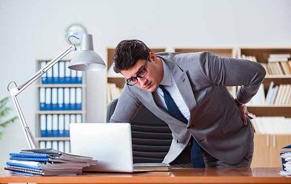 Las lesiones musculoesqueléticas más comunes en el trabajo ¿las quieres conocer?