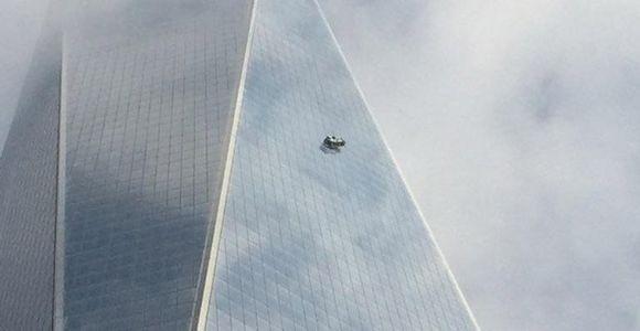 Increíble operación de rescate de dos empleados atrapados en el piso 69 del world trade center