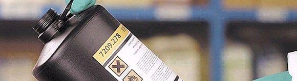 Riesgo Químico: Guía básica de productos