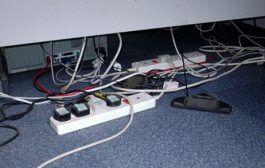 Instalaciones eléctricas en oficinas