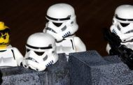 Foto de la semana: Seguridad Stormtrooper