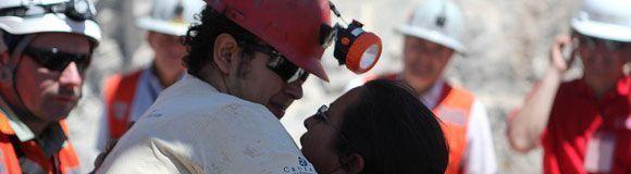 Tras un año del accidente 261 mineros chilenos siguen esperando su indemnización