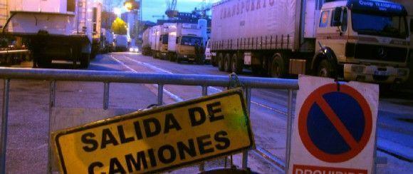 2011: Plan específico de Inspecciones de Trabajo para el transporte por carretera