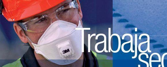 3M: Catálogo interactivo de protección respiratoria para gases y vapores