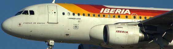 Iberia: Programa de protección contra las radiaciones ionizantes en su personal de vuelo