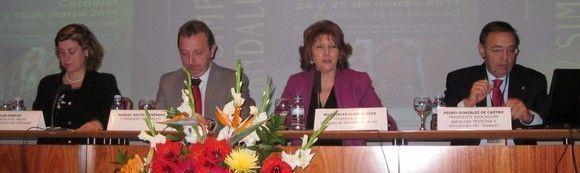 Arranca el IV Simposio Andaluz de Medicina y Seguridad del Trabajo