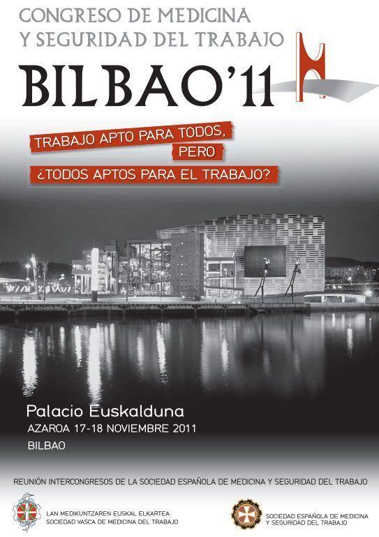 Congreso de Medicina y Seguridad en el Trabajo Bilbao'11