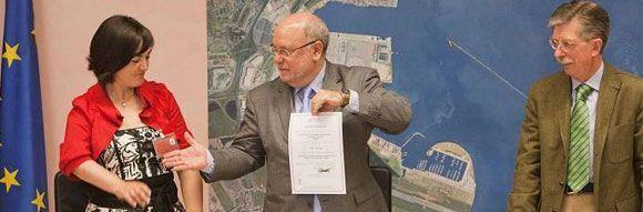 Puerto de Santander obtiene la certificación OHSAS 18001