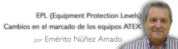 EPL (Equipment Protection Levels) - Cambios en el marcado de los equipos ATEX