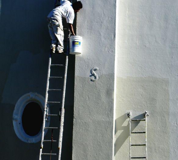España: 150.000 accidentes laborales por uso de escaleras de mano en 12 años